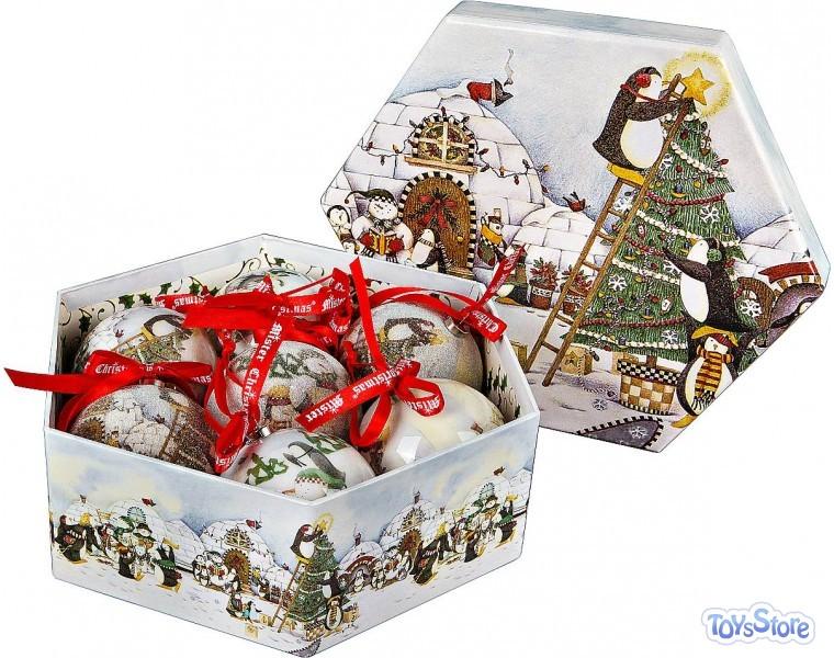 Подарочные игрушки на новый год