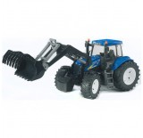 Трактор New Holland T8040 с погрузчиком